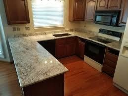 granite countertop price to refinish kitchen cabinets arts and