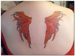insotnami eagle wings tattoo