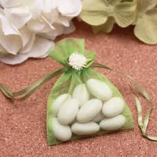 organza favor bags mini organza bags with silk flowers 12 pcs favor bags favor