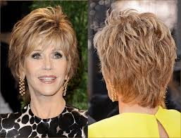 medium length hairstyles for thin hair with bangs great haircuts for women over 70