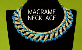 necklace jewelry patterns images Macrame school free macrame tutorials and patterns jpg