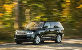 land rover range rover 2016 2016 land rover range rover hse td6 cars exclusive videos and