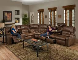 furniture row black friday dakota 3 piece reclining sectional by franklin home gallery stores