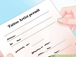 how to set up a tattoo shop 5 steps with pictures wikihow