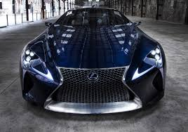 lexus lf lc vision gran turismo lc 500 and lc 500h names trademarked likely presages production