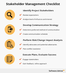 Planning Checklist Business Event Project by How To Manage And Engage Project Stakeholders