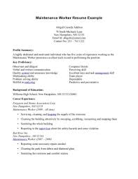 building engineer resume featured documents maintenance for 25