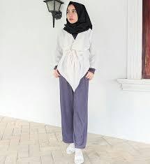 baju kurung modern untuk remaja 18 model baju muslim remaja 2018 terbaru stylish casual dan modis