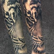 tiger designs pictures ink
