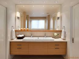 finding the best lighting for bathroom with no windows
