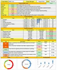 Project Daily Status Report Template Excel Weekly Marketing Report Template