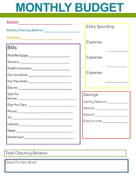 How To A Household Budget Spreadsheet Best 25 Family Budget Ideas On Debt Free Living