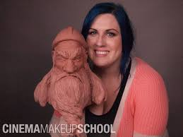 special effects makeup school orlando 36 best creature maquette images on special effects