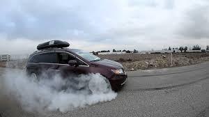 bisimoto odyssey 1029hp odyssey minivan burnout youtube