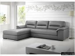 canap cuir gris clair canape angle cuir gris clair attraper les yeux 51 best canapé d