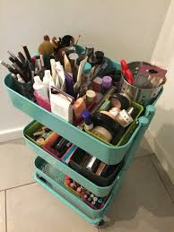 ikea makeup organisation day u2013 niapattenlooks