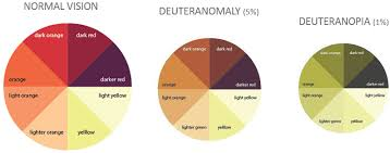 Most Common Colour Blindness Designing For All Users U2014 Why You Should Care About Color Blindness
