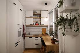 how to deal with a small kitchen living with a small kitchen tips for staying organized forkly