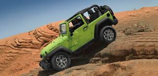 wide jeep 2019 jeep scrambler green color cliff down hill uhd wallpaper 4k