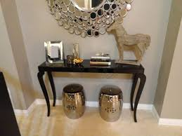 Accent Table Decor Elegant Interior And Furniture Layouts Pictures Various Options