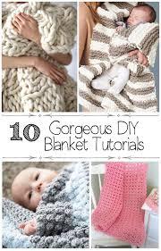 diy blanket 10 gorgeous diy blanket tutorials nifty diys