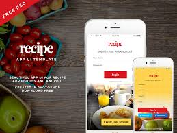 Food Recipe App Download