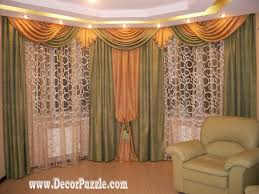 Orange Curtains For Living Room Curtains Orange And Green Curtains Ideas Orange For Living Room