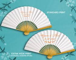 custom printed paper fans promotional fans free shipping