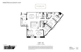 The Parc Condo Floor Plan by Biltmore Parc Coral Gables U2014tlt Realtors