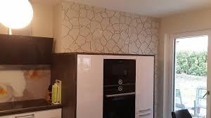 steinwand küche steinwand in der küche design dessert steinwand in der küche