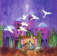 bethlehem charity christmas card simple thoughts pinterest