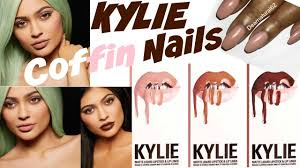 kylie jenner lip kit inspired nail art giveaway dearnatural62