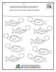 third grade math multiplication worksheets worksheets