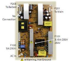 lcd u0026 led tv repair tips training manual u0026 repair guide