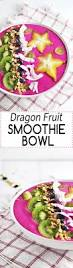 dragon fruit smoothie bowl jar of lemons