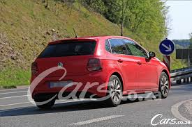 new volkswagen car update new volkswagen polo 2017 spy images video cars co za