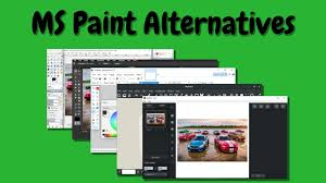 6 free ms paint alternatives every user should try