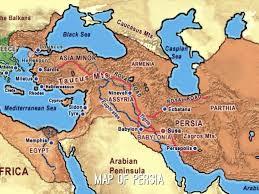 Persia Map Persia By Jasilva1998