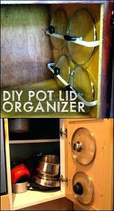 kitchen pan storage ideas pan lid storage ideas dotacja info