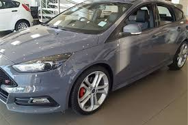 ford focus st 3 2017 ford focus st 3 hatchback petrol fwd manual cars for