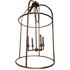 Cage Chandelier Lighting Viyet Designer Furniture Lighting Visual Comfort Desmond