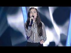 The Voice Kids Blind Auditions 2014 Kaitlyn Skinny Love The Voice Kids 3 The Blind Auditions