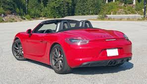 pink porsche boxster 2015 porsche boxster gts road test review the car magazine