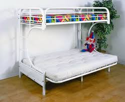 Bunk Bed With Mattress Modern Bunk Bed With Futon Design Ideas Modern Bunk Beds Design