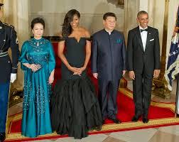 Barack And Michelle Obama U0027s by Kate Middleton Dress Obama Visit Who Copies Kate Middleton