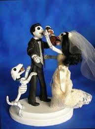 skull cake topper impressive ideas skeleton wedding cake toppers awe inspiring 18