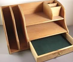Wood Desk Organizer Wooden Desk Organizer With Cubbyholes Drawer Wooden Desk