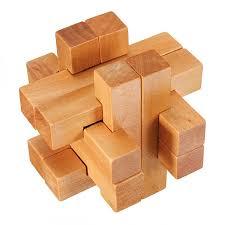 wooden puzzle vintage 3d yx835 wooden brain teaser puzzle alex nld