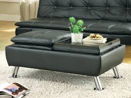 Ottomans Ebay Sofa Bed With Ottoman Contemporary Styled Sofa Bed Chaise Storage