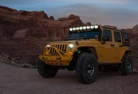 Jeep Wrangler Led Light Bar by Kc Hilites Pro6 Gravity Led Light Bar Free Shipping